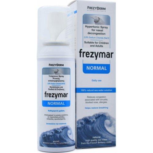 Frezyderm Frezymar Normal Αποσυμφορητικό Μύτης 100 ml