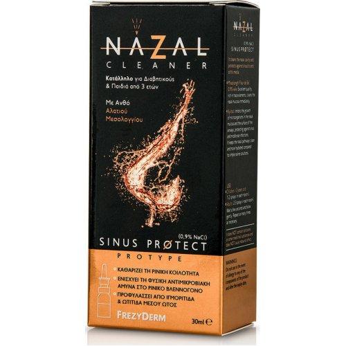 Frezyderm Nazal Cleaner Sinus Protect Προφυλάσσει από Ιγμορίτιδα και Ωτίτιδα 30ml