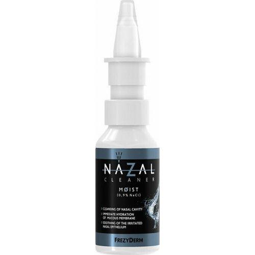 Frezyderm Nazal Cleaner Moist Ενυδατικό Σπρέυ Ρινικής Αποσυμφόρησης 30ml