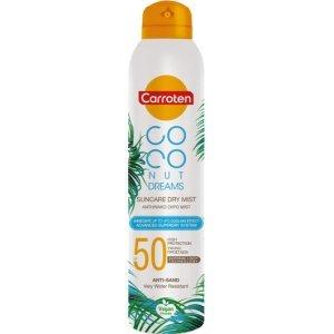 CARROTEN Coconut Dry Mist SPF50 Αντηλιακό Ξηρό Mist 200ml