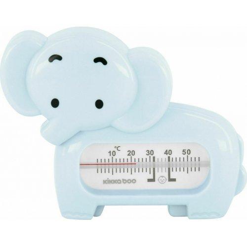 Kikka Boo Θερμόμετρο Μπάνιου Εlephant Blue 3801405010147