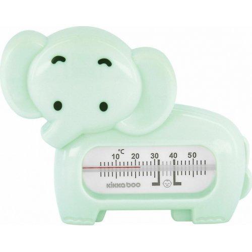Kikka boo Θερμόμετρο Μπάνιου Elephant Mint 3801405010130