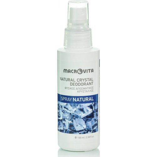 Macrovita Αποσμητικό Spray Natural 100ml
