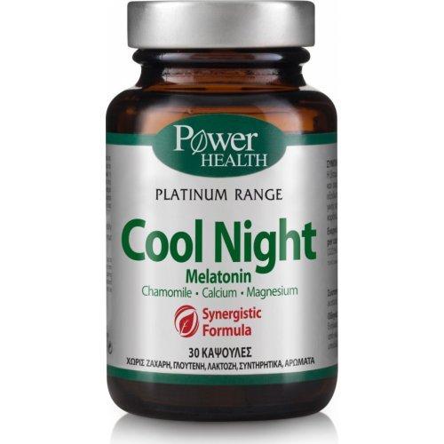 Power Health Classics Platinum Cool Night 30 ταμπλέτες