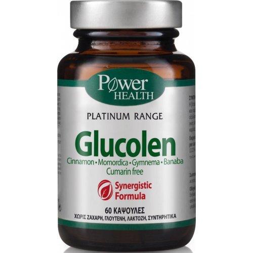 Power Health Classics Platinum Glucolen 60 κάψουλες