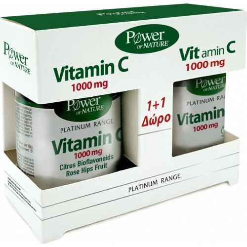Power Health Classics Platinum Range Vitamin C 1000mg 30 ταμπλέτες and Vitamin C 1000mg 20 ταμπλέτες
