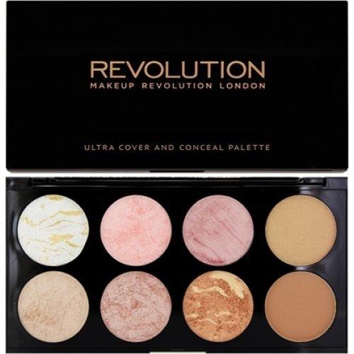 Revolution Beauty Ultra Blush Palette Golden Sugar