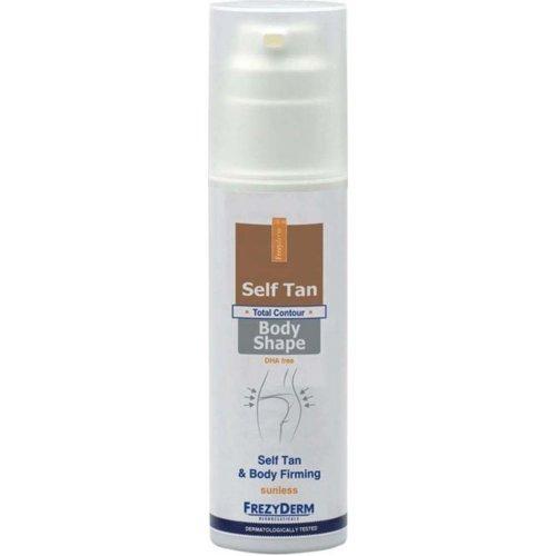 Frezyderm Αυτομαριστικό Γαλάκτωμα Self Tan Body Shape 150ml