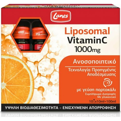 Lanes Liposomal Vitamin C 1000mg 10x10ml