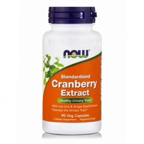 NOW CRANBERRY EXTRACT VEG 90 Κάψουλες