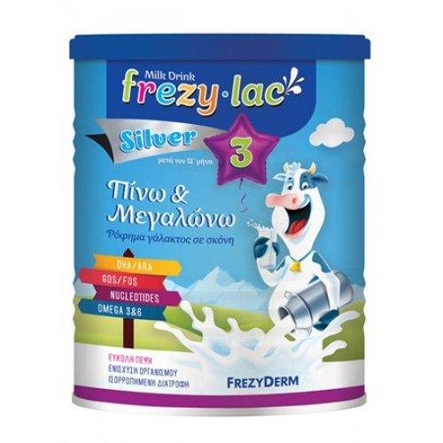 FREZYLAC SILVER 3 Αγελαδινό Γάλα σε Σκόνη από 12 μηνών 400gr