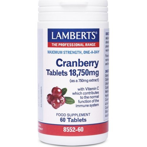 Lamberts Cranberry 18,750Mg  60Tablets