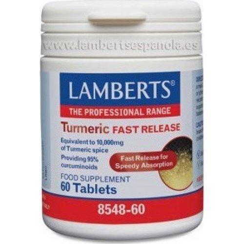 LAMBERTS Turmeric Fast Release