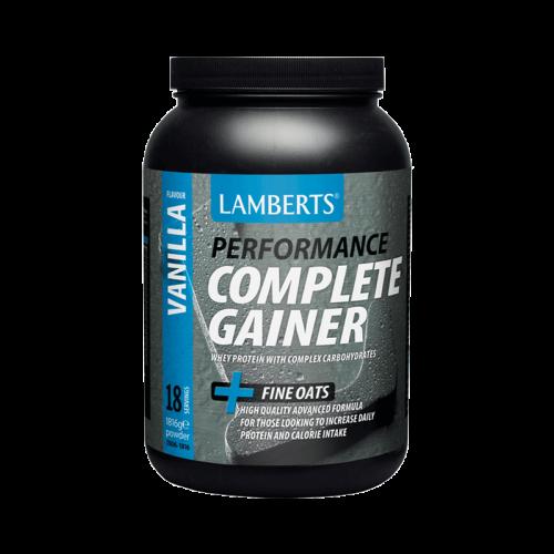 Lamberts Complete Gainer+ 1816gr Vanilla