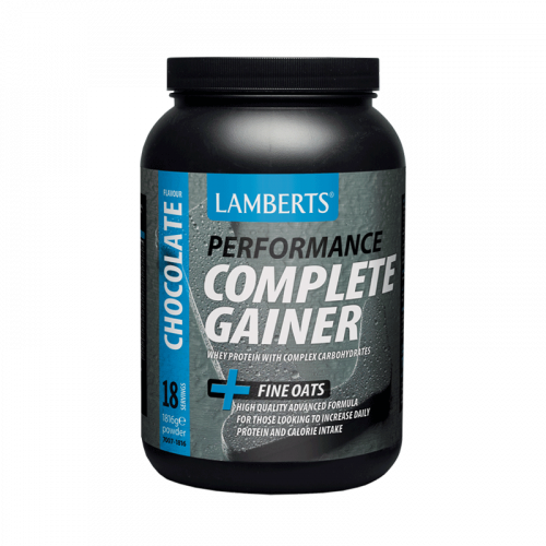 Lamberts Complete Gainer + Fine Oats 1816gr Σοκολάτα