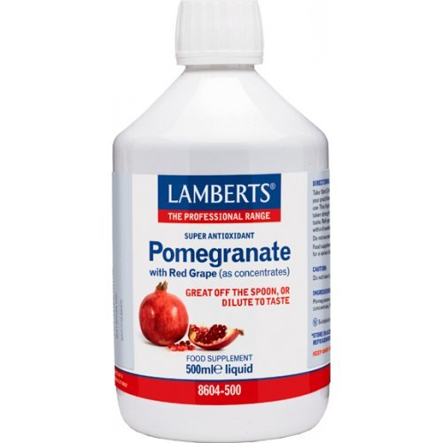 Lamberts Liquid Pomegranate Concentrate 500ml
