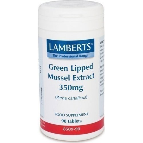 Lamberts Green Lipped Mussel 350mg 90 κάψουλες