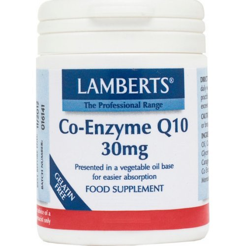 Co-Enzyme Q10 30mg 60CAPS