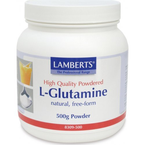 L-GLUTAMINE powder 500gr