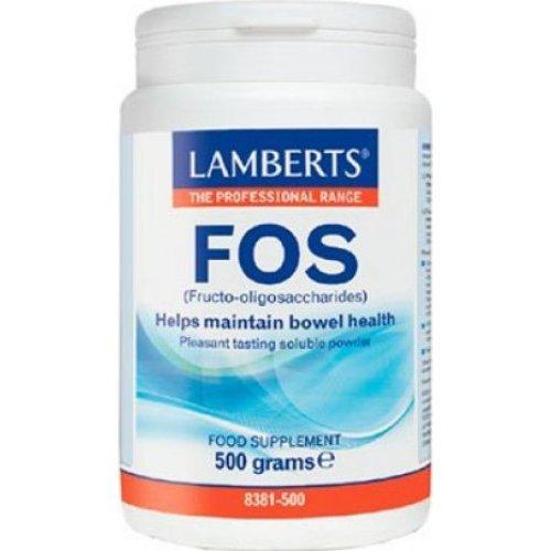 Lamberts FOS (Fructo-oligosaccharides) 500gr