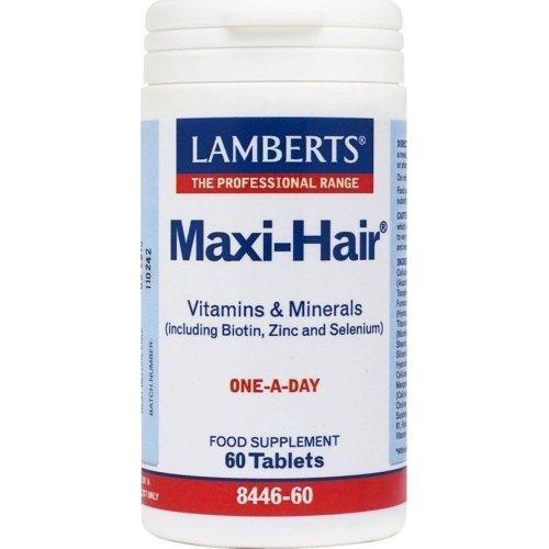 LAMBERTS Maxi-Hair® 60ΤΑΒS