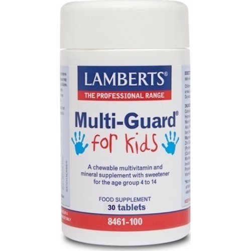 LAMBERTS Multi-Guard For Kids 30TABS