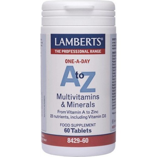 A-Z Multivitamin 60TABS