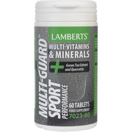 Lamberts Multi-Guard Sport 60 ταμπλέτες