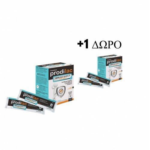 Frezyderm Prodilac Immuno Shield Fast Melt 10 φακελάκια+ ΔΩΡΟ 10 φακελάκια - Προβιοτικά Για Τη Στήριξη Του Ανοσοποιητικού Για Παιδιά και Ενήλικες