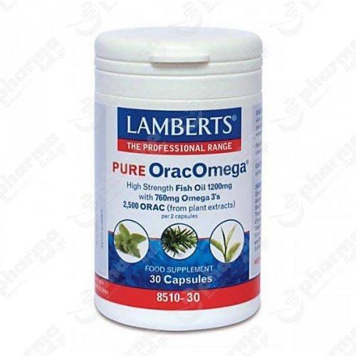 LAMBERTS PURE OracOmega® 120CAPS