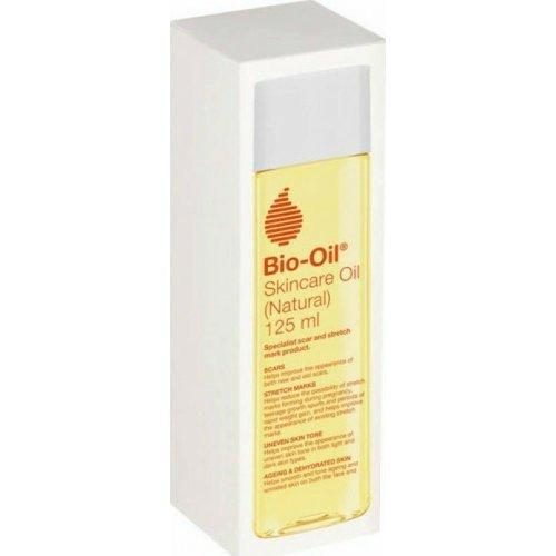 Bio-Oil Φυσικό Έλαιο Επανόρθωσης Ουλών και Ραγάδων Skincare Oil Natural 125ml