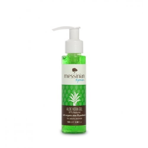 Messinian Spa Aloe Vera Gel 100ml