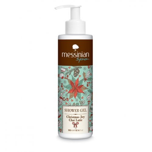 Messinian Spa Christmas Joy Chai Latte Αφρόλουτρο 300ml