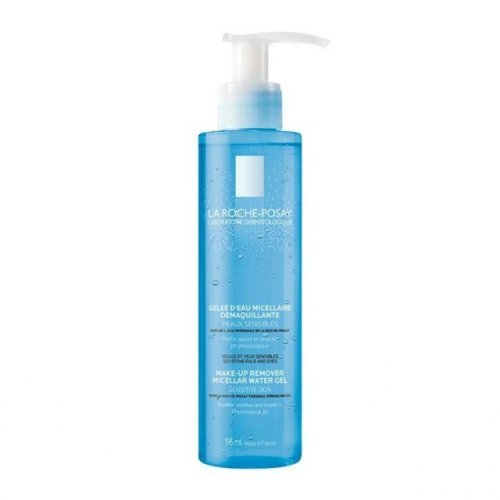 La Roche Posay Make-Up Remover Micellar Water Gel Βαθύς Καθαρισμός Προσώπου 195ml