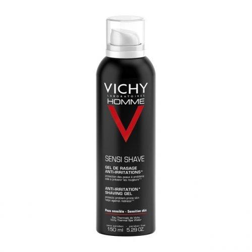 VICHY HOMME Gel Ξυρίσματος κατά των ερεθισμών, 150ml