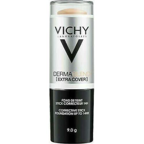 VICHY Διορθωτικό Foundation Σε Μορφή Stick Dermablend Extra Cover No.45 Gold SPF30 9gr
