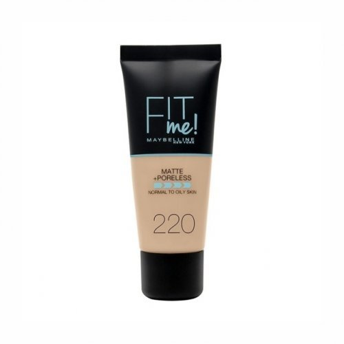 Maybelline Fit Me Matte + Poreless Foundation 220 Natural Beige 30ml