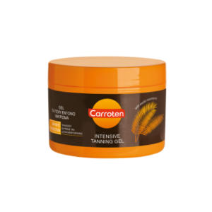 CARROTEN Gold Intensive Tanning Gel Σώματος για Πολύ Έντονο Μαύρισμα 150ml