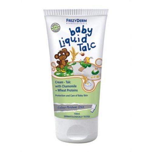 BABY LIQUID TALC Κρέμα Talc 150ml