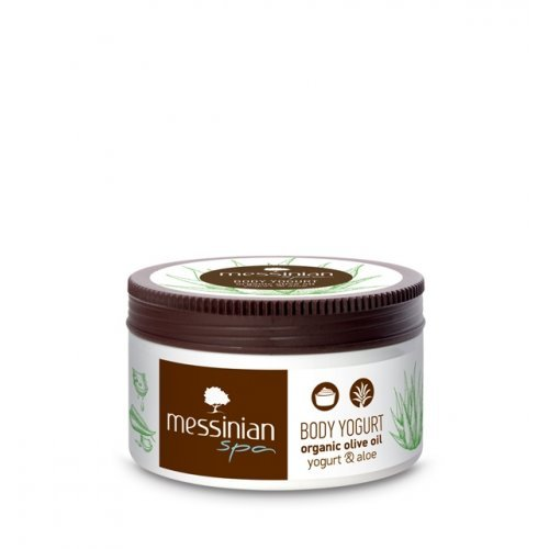 Messinian Spa Body Υogurt & Αloe 250ml