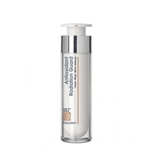 ANTIOXIDANT RADIATION GUARD CREAM SPF 80 Αντιοξειδωτική Κρέμα 50ml