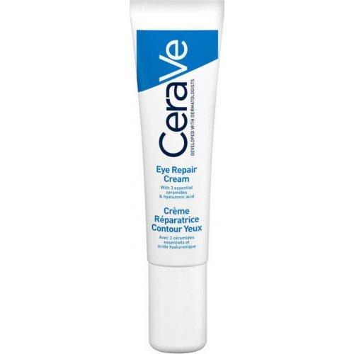 CeraVe Eye Repair Cream Κρέμα Ματιών για Μαύρους Κύκλους και Σακούλες 14ml