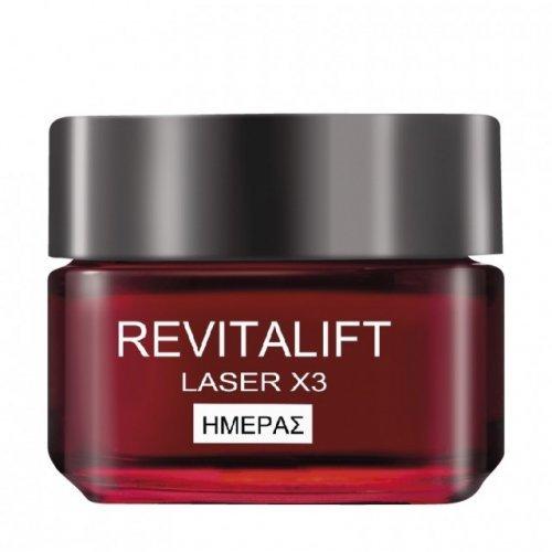 L'Oreal Revitalift Laser Renew Day Cream Αντιγηραντική Κρέμα Ημέρας 50ml