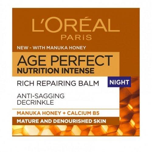 L'oreal Age Perfect Κρέμα Νυκτός με Βασιλικό Πολτό 50ml