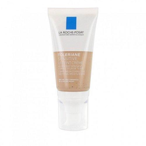 La Roche Posay Toleriane Sensitive Le Teint creme Ενυδατική Κρέμα με Χρώμα Απαλή απόχρωση 50ml