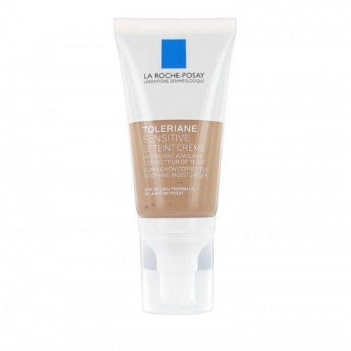 La Roche Posay Toleriane Sensitive Le Teint creme Ενυδατική Κρέμα με Χρώμα Μεσαία απόχρωση 50ml