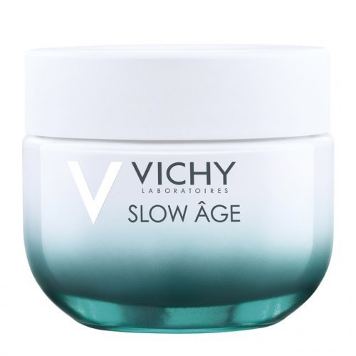 Vichy Slow Age Κρέμα Ημέρας που Επιβραδύνει τη Γήρανση, Κανονική/Ξηρή Επιδερμίδα 50ml