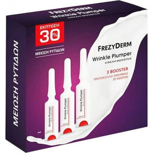 Frezyderm Cream Booster Wrinkle Plumper 3x5ml