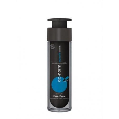 FREZYDERM AC-NORM AQUATIC SERUM Ενυδατικός Οil-free ορός προσώπου 50ml