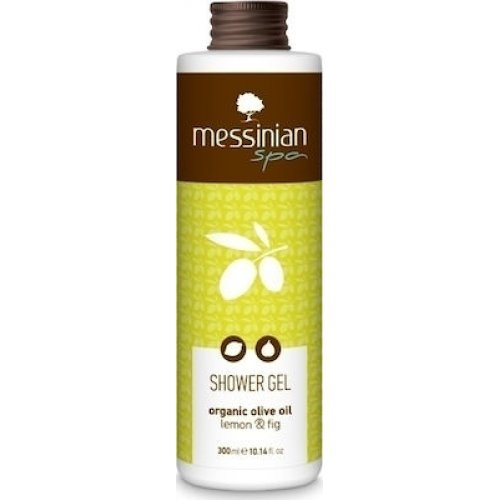 Messinian Spa Shower Gel Λεμόνι & Σύκο 300ml